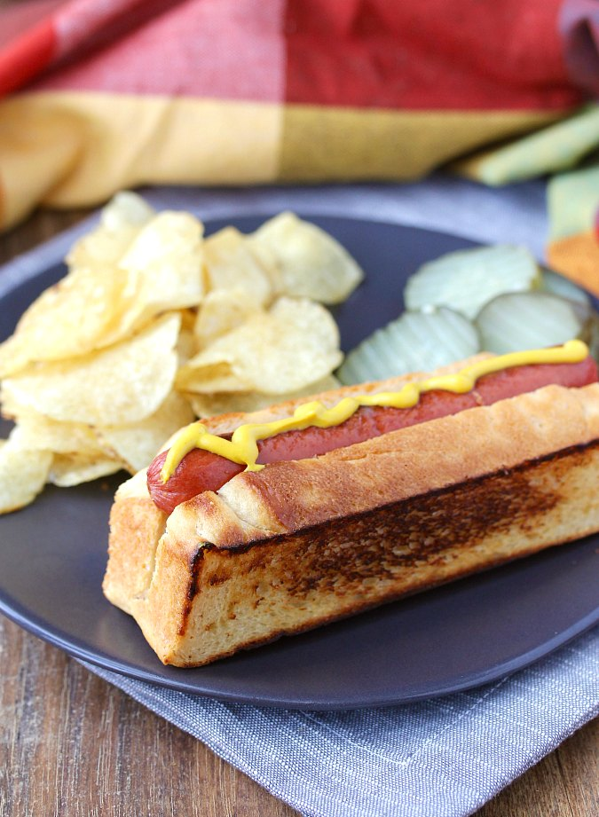 New England Hot Dog Buns Karen S Kitchen Stories