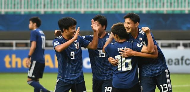 Dibekuk Jepang 2-0, Timnas U-19 Indonesia Gagal Melaju ke Piala Dunia