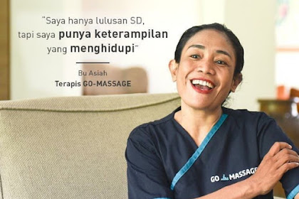 Lowongan Kerja Go! Massage Juli 2019
