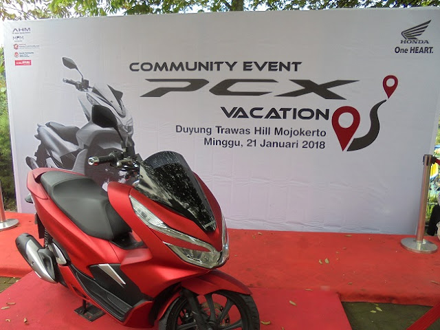review honda pcx