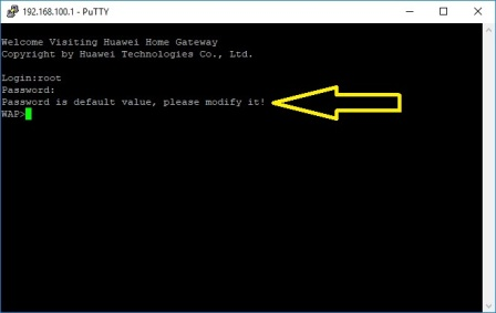 Huawei Hg8245h Default Password