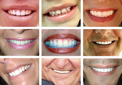 Imagen de sonrisas de muchas personas