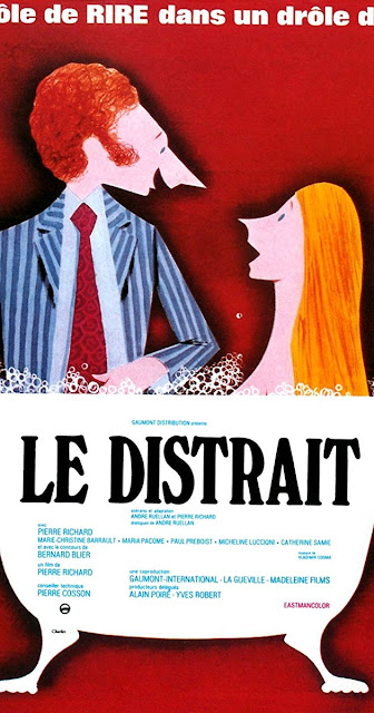 Le Distrait  (1970) ταινιες online seires oipeirates greek subs
