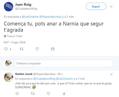 Juan Roig, CiudadanoJRoig