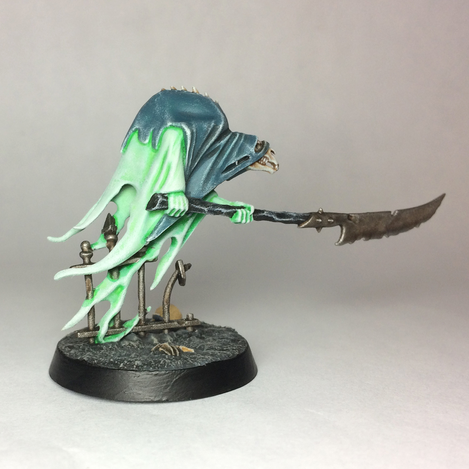 Mengel Miniatures: REVIEW: Nighthaunt Gloom And Hexwraith