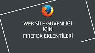 firefox-web-site-güvenliği-için-eklentiler
