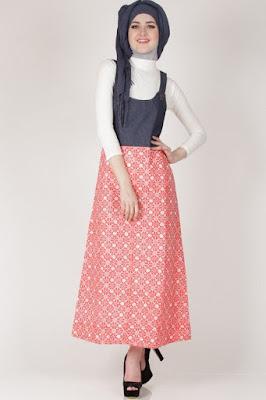 Baju Muslim Batik