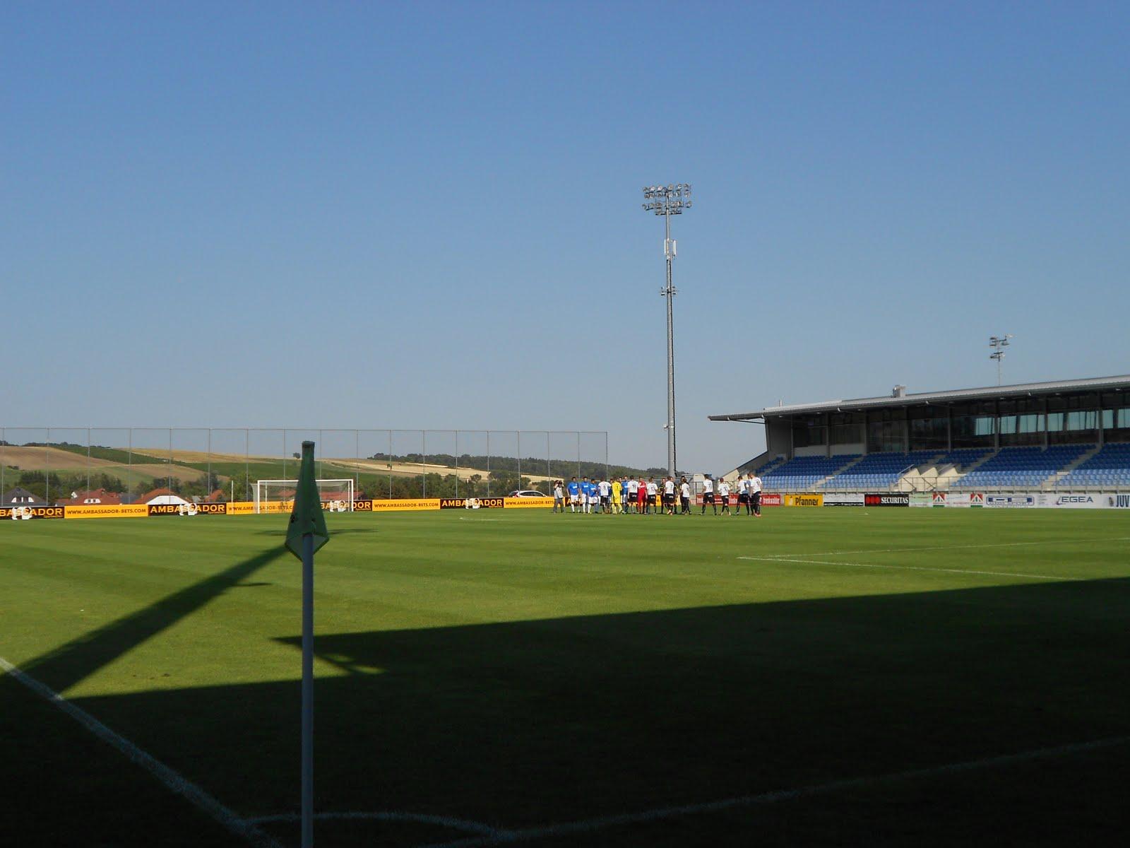 MM Groundhopping: SC Ritzing - SV Oberwart