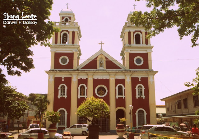 San Jose Church for wedding.