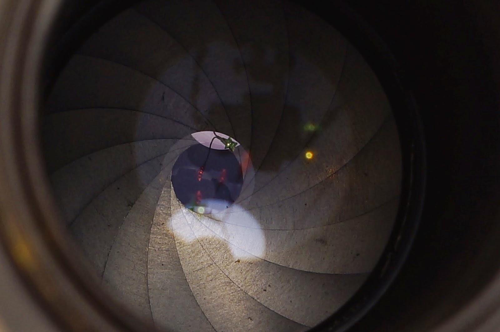 Carl Zeiss Jena Triotar 135mm f4 M42