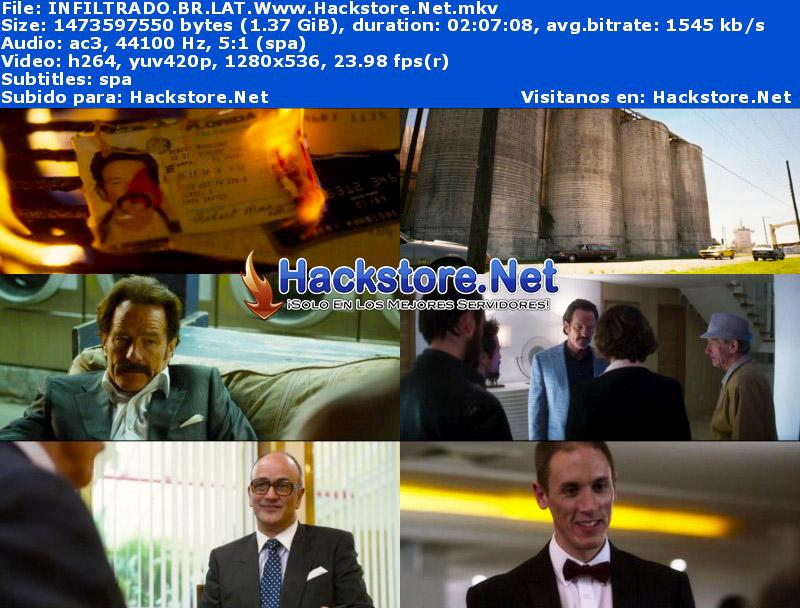 Capturas de Operación Escobar (2016) Blu-Ray RIP HD Latino
