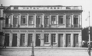 Hotel Tassi em Curitiba
