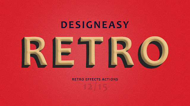 retro%2B12 Retro Effects Actions for Photoshop Available on Adobe Exchange templates