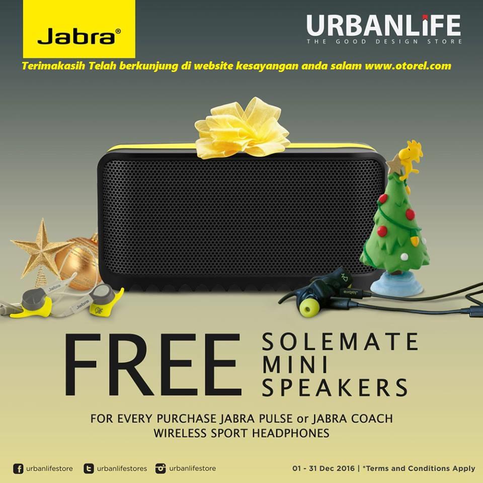 URBANLIFE Promo Special Periode 1 – 31 Desember 2016