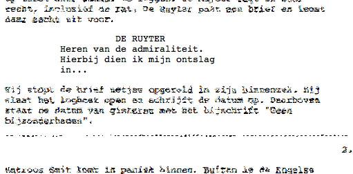 ontslagbrief ah Heldt van Hollandt: Ontslag ontslagbrief ah