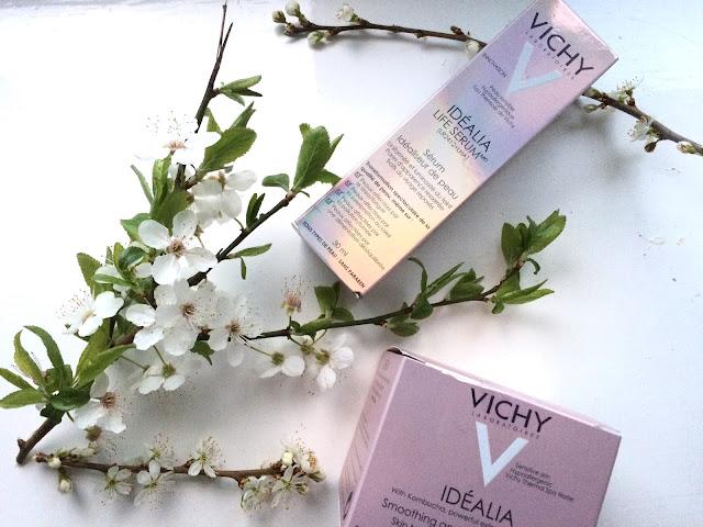 Vichy Idealia Life Serum & Creme de Lumiere Lissant