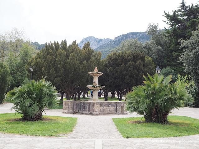 Santuari de Lluc auf Mallorca