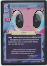 MLP Pinkie's Epiphany Absolute Discord CCG Card