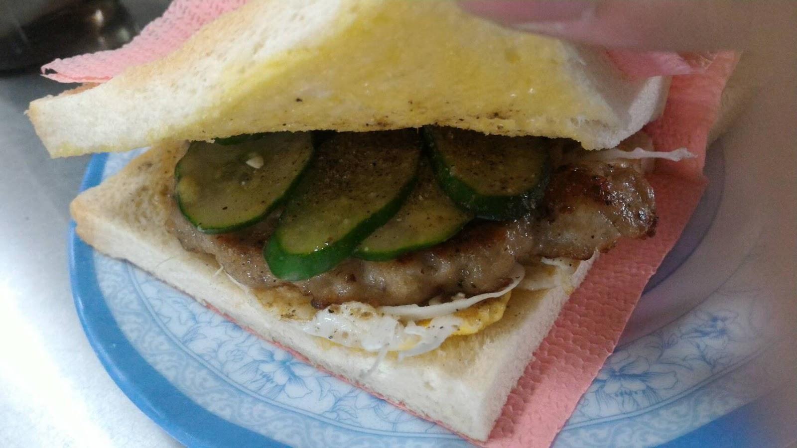 【屏東美食】屏東市和平路西市場 夏一跳早餐
