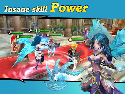 Final Clash 3D FANTASY MMORPG v 1.12.0 Apk Mod Increased DamageTerbaru