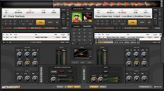 برنامج, الدى, جى, المتطور, لدمج, وخلط, الأصوات, وعمل, الريميكسات, UltraMixer