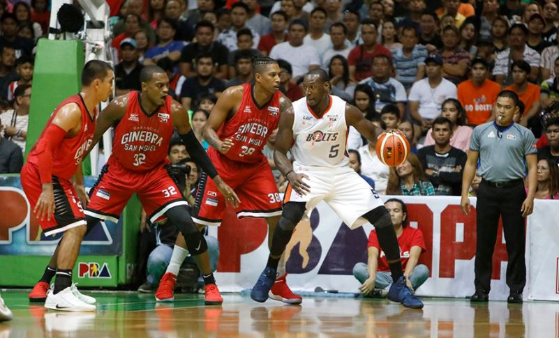 Ginebra vs Meralco Game 7 PBA Governors' Cup Finals 2017