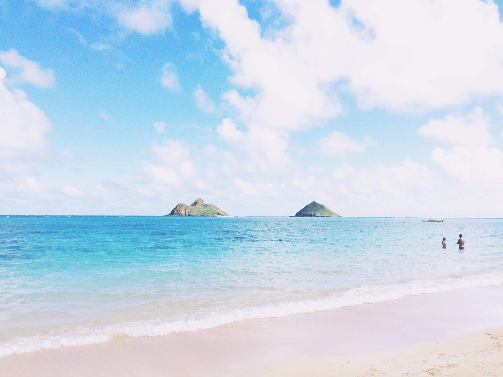 Lanikai Beach, Oahu (Hawaii)