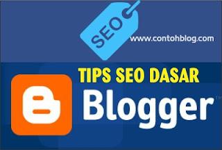 5 Tips SEO Dasar bagi Blogger Pemula