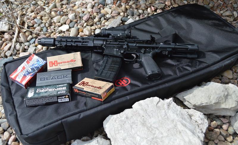 Pws Mod2 Mk107 Ar15 Pistol Review