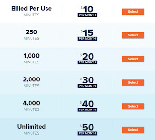 Consumer Cellular Data Plans Chart and Pricing