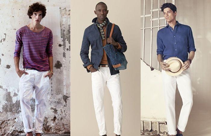 fbd5a54591 A la hora de elegir el pantalon debemos tener en cuenta que este debería  presentar un largo que