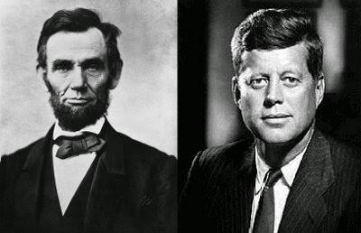 Coincidências entre Kennedy e Lincoln
