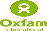 Logo de Oxfam Internacional