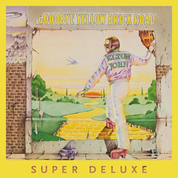 Elton John - Goodbye Yellow Brick Road (40th Anniversary Celebration) [Super Deluxe Edition] Cover