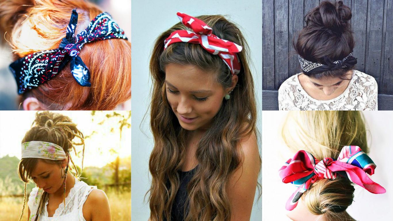 bandana, lenço, lenços para cabelo,penteados simples, penteados com lenços,moda acessórios, moda Padre bernardo, Goias Moda, moda goiana