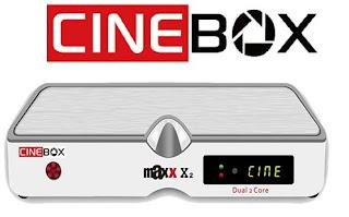 Resultado de imagem para CINEBOX FANTASIA MAXX X2