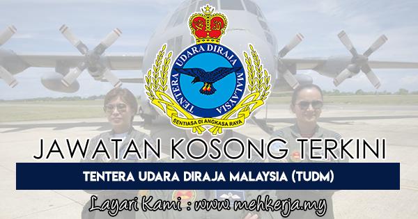 Pengambilan Perajurit Muda Udara Siri 5918 (LelakiWanita) TUDM