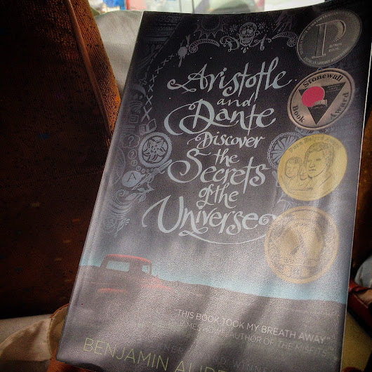 Aristotle and Dante Discover the Secrets of Universe | Koleksi Buku dan Ebook