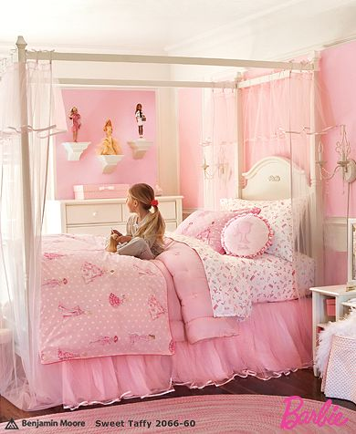 barbie bedroom for girls - photo #27