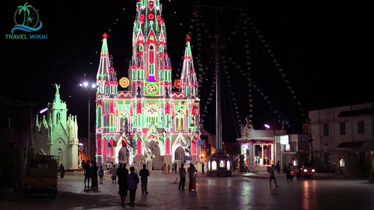 puducherry christmas india