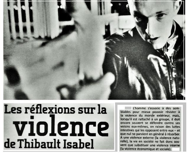 Revue Rébellion. Le paradoxe de la civilisation. Thibault Isabel. Krisis Diffusion.