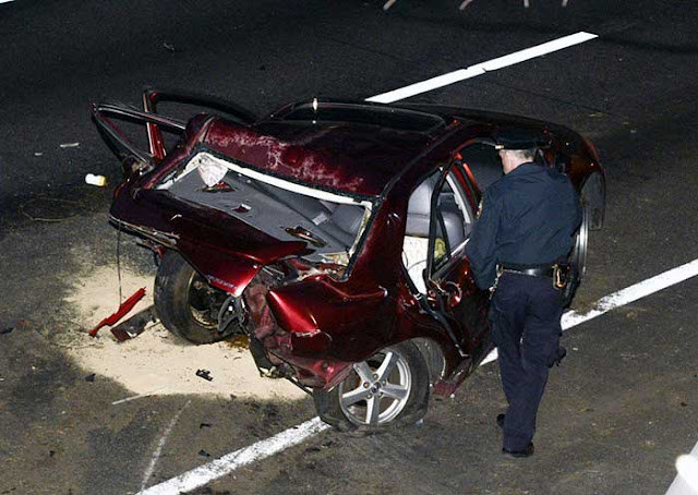 Queens woman, 22, dies after drunken off-duty cop slams into her car