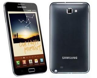 Samsung Galaxy Note II, Smartphone Premium Samsung Yang Laris di Buru Pecinta Gadget
