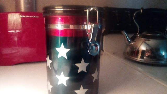 Where Do You Keep Your Coffee? My Review of a Coffee Canister