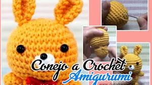 Amigurumi Mini Conejo / Tutorial