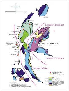 Fisiografi Pulau Halmahera