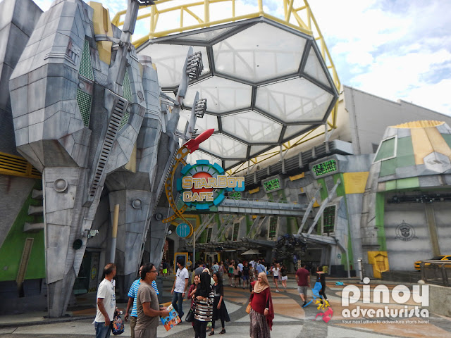 Universal Studios Singapore Travel Guide 2017