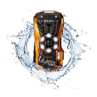 Ricoh Wg-30W cámara