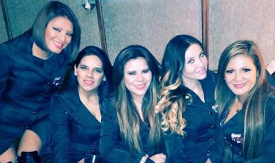 Foto de Agua Bella antes de concierto