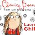 Clarice Bean tem um problema — ou seria pobrema?
